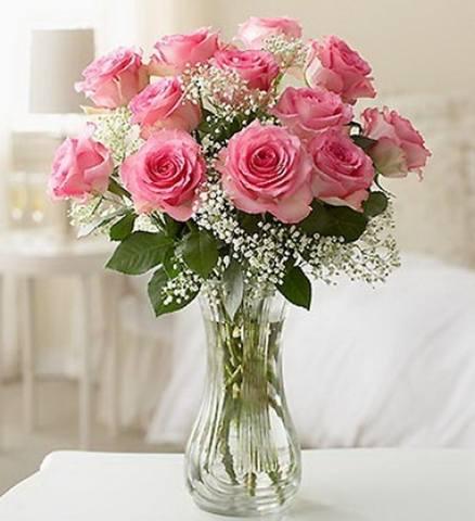 Чтобы долго стояли срезанные розы в вазе что нужно сделать