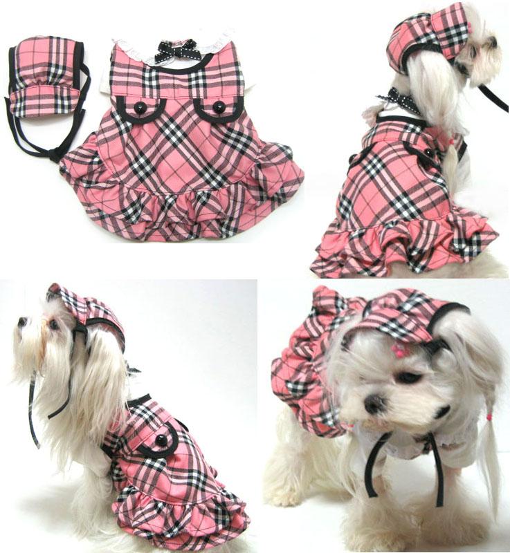 Пошив платьев для собак