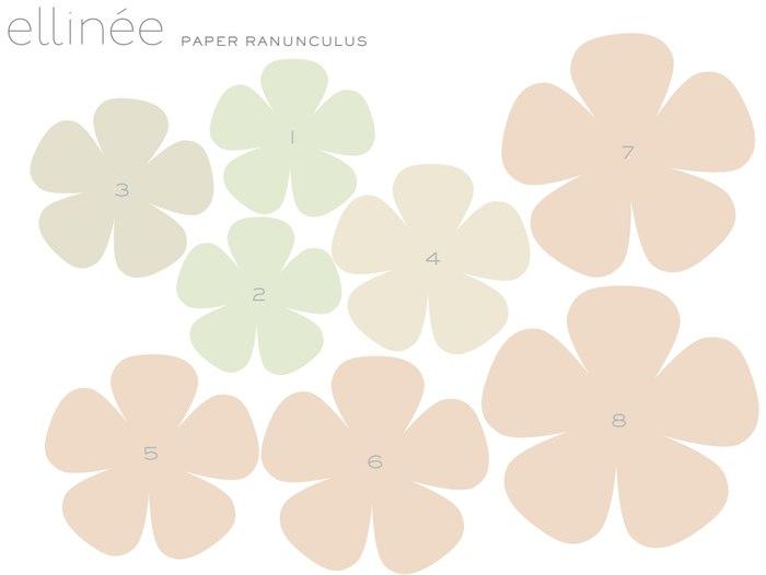 Дизайн сайта цветов шаблон 12